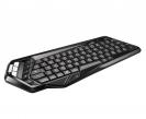 MadCatz S.T.R.I.K.E. M Wireless Bluetooth Keyboard For Android, PC, Mac & iOS