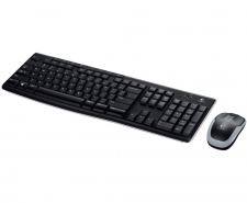 Logitech Wireless Keyboard & Mouse Combo MK270r