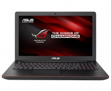 ASUS ROG G550JK-CN436H Gaming Notebook with GTX850M and SSD