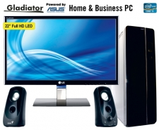 Desktop Gladiator VI4003C Home & Office PC System Desktop PC Image