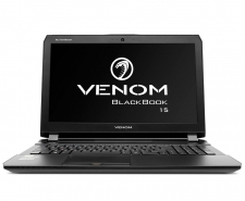 Venom BlackBook 15 (V22888) with 4K GTX 980M G-SYNC Midnight Edition Image