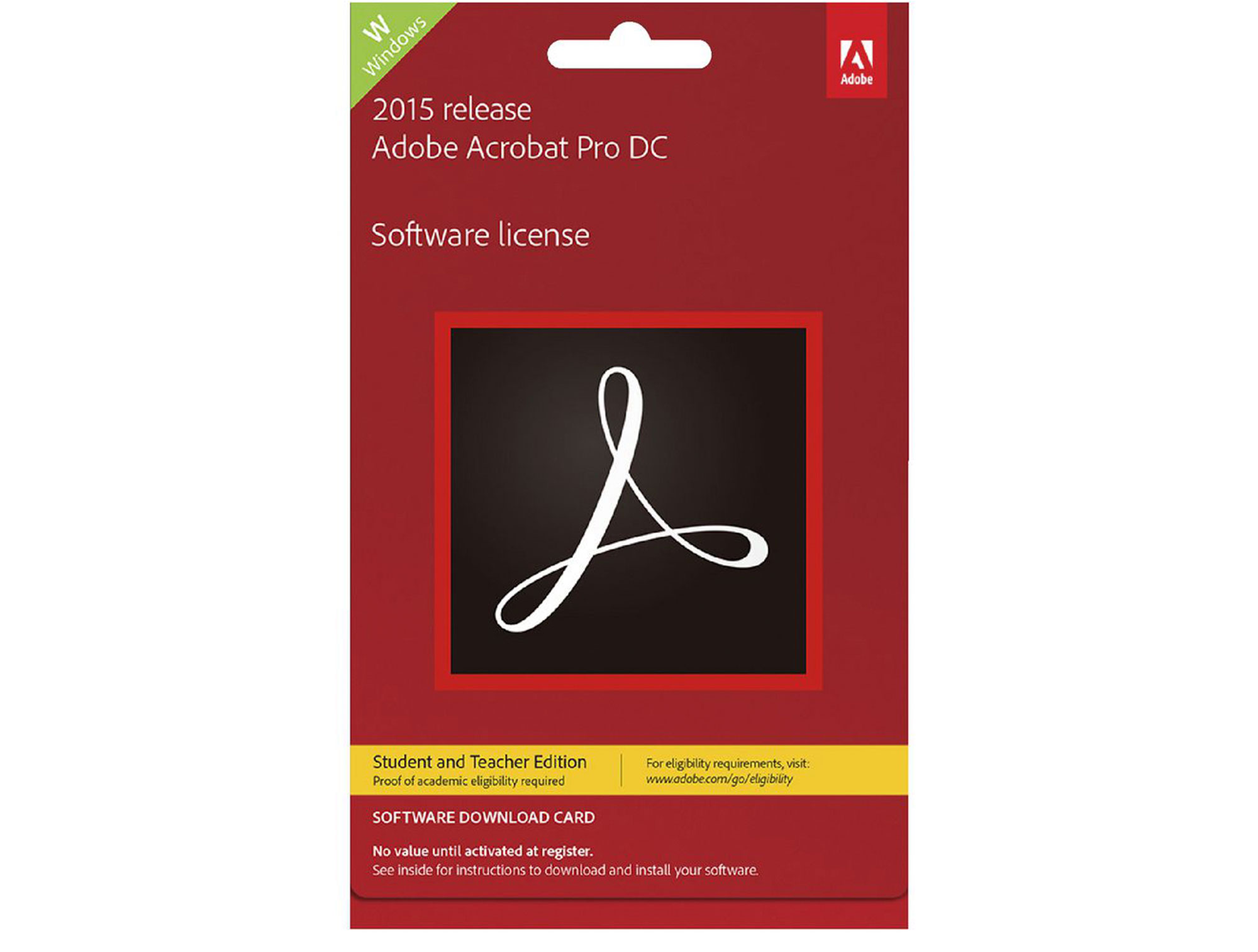 Adobe acrobat pro dc student and teacher edition purchase by cheap