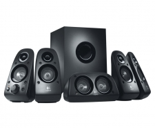 Logitech Z506 5.1 Surround Sound Speakers Image