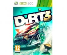Xbox 360 Dirt 3 Image