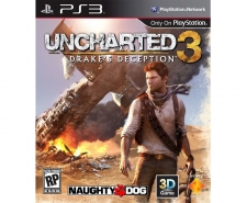 PlayStation 3 Uncharted 3: Drake's Deception Image
