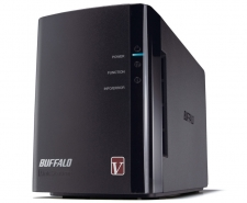 Buffalo 4TB CloudStation Pro Duo Personal Cloud Storage - CS-WV Image