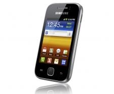 Samsung Galaxy Y Smartphone (Telstra) Image