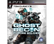 PlayStation 3 Ghost Recon: Future Soldier