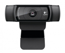Logitech C920 Full HD Pro Webcam 1080p