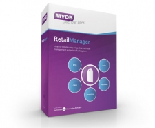 MYOB RetailManager V12 Image