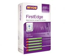 MYOB FirstEdge  (Mac Platform) Image