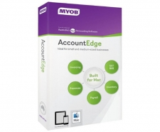 MYOB AccountEdge V11  (Mac Platform) Image
