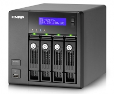 QNAP TS-469 Pro High-performance 4-bay NAS server for SMBs