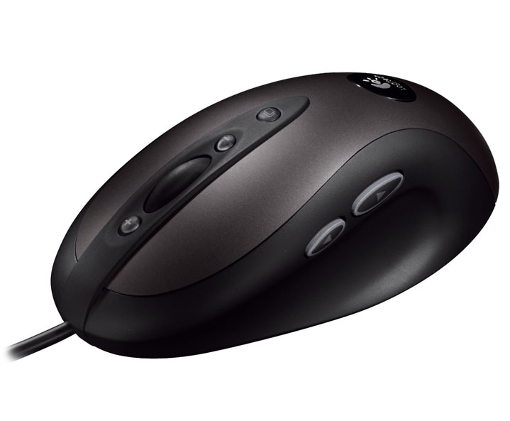 9c833c588fd Logitech Optical Gaming Mouse G400 - The New MX518