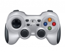 Logitech Wireless Gamepad F710 Image
