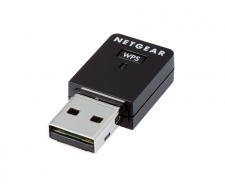 Netgear N300 Wireless USB Mini Adapter WNA3100M Image