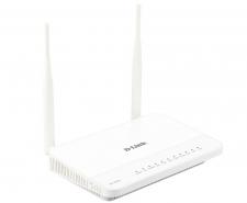 D-Link Dual Band Wireless N600  Gigabit ADSL2+ Modem Router - DSL-2544N Image