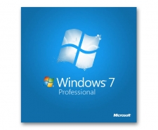 Microsoft Windows 7 Professional Downgrade Installation on Venom BlackBooks Image