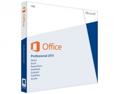 Microsoft Office 2013 Professional 2013 - 1 PC