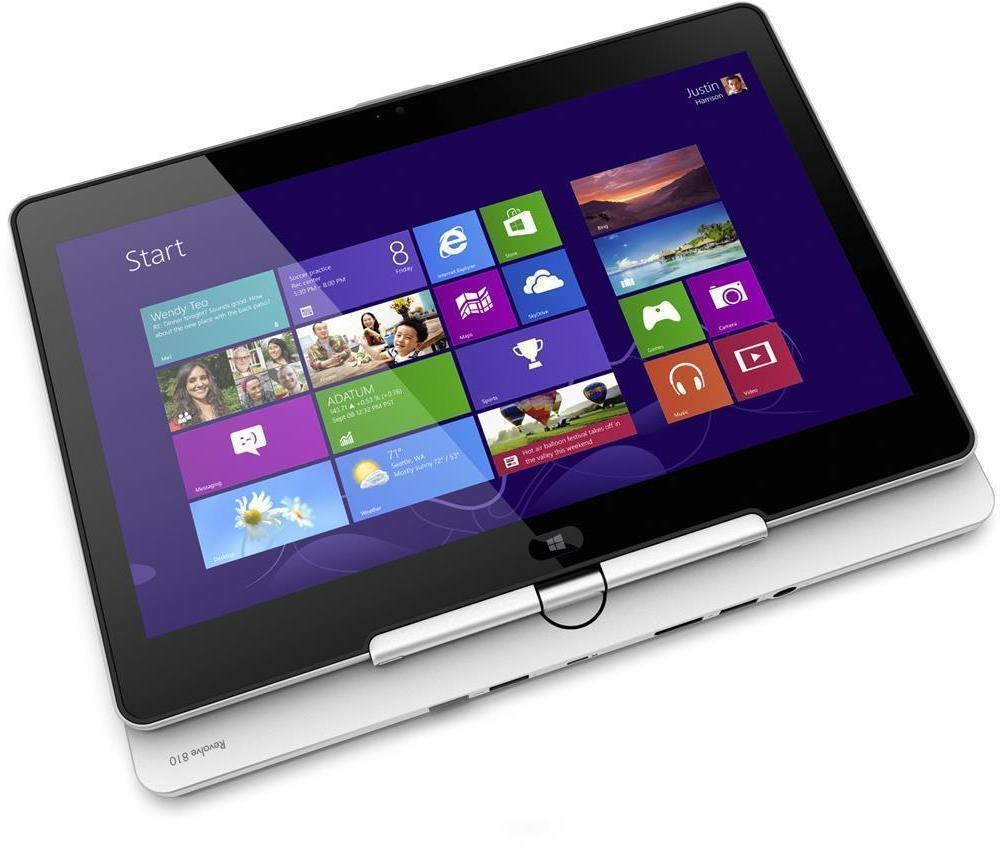 Hp Elitebook Revolve 810 D7y23pa Business Tablet Pc