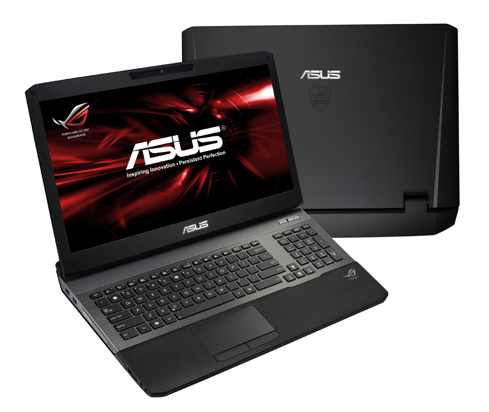 Asus Rog G75vw T1443h Gaming Notebook