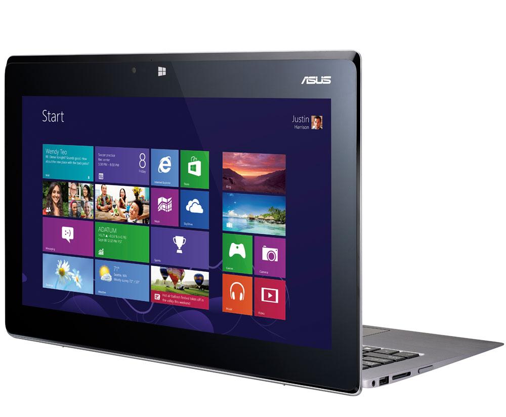 ASUS TAICHI 31-CX020P Dual Screen - Touch Screen Ultrabook