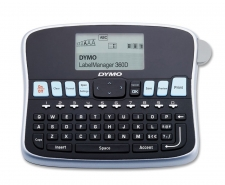 DYMO LabelManager 360D - Rechargeable Desktop label maker (LMR-360D)