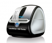 DYMO LabelWriter 450 Turbo High-Speed Postage and Label Printer (LW450T)
