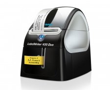 DYMO LabelWriter 450 Duo Label Printer (LW450DUO) Image