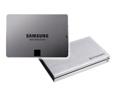 USB 3.0 Portable External SSD Drive 500GB (up to 460MB/s) Image
