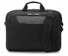 Everki Advance Laptop Bag - Briefcase, fits up to 17.3 Inch (EKB407NCH17)