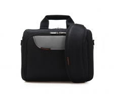 Everki Advance Tablet/Ultrabook Briefcase, fits up to 11.6 Inch (EKB407NCH11)