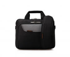 Everki Advance Netbook Case - Briefcase, fits up to 10.2 Inch (EKB407NCH10)