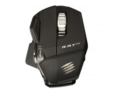 Saitek Mad Catz Cyborg R.A.T. M Wireless Gaming Mouse (Glossy Black) Image