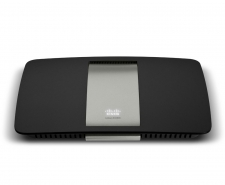 Linksys Smart Wi-Fi Router Dual-Band AC Router with Gigabit and 2 x USB - EA6500 Image