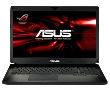 ASUS G750JH-T4133H ROG Gaming Notebook