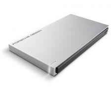 LaCie Porsche Design Mobile Drive P9223 USB 3.0 portable HDD 1.5TB