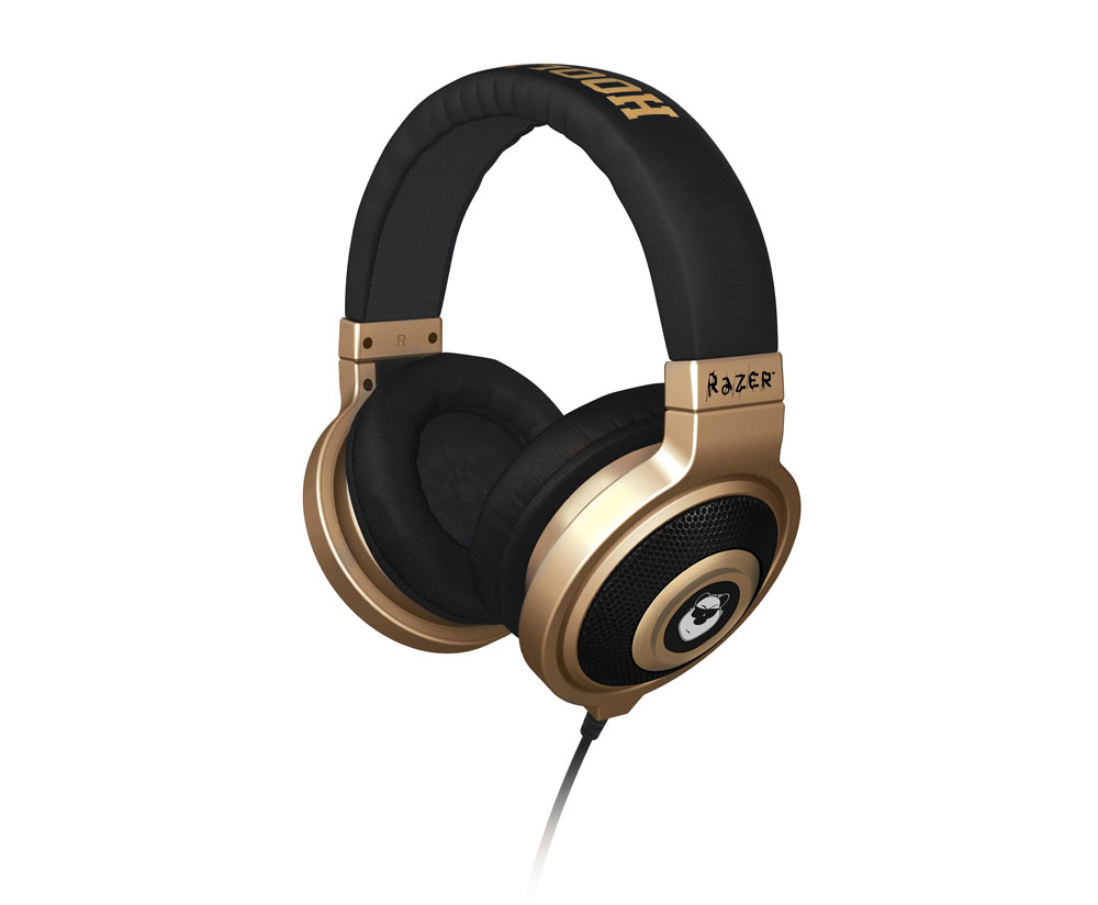 Razer Kraken E Panda Hooligan Headphones Special Edition