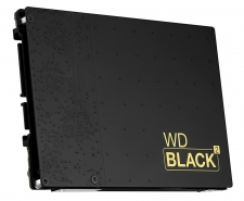WD Black 2 Dual Drives WD1001X06XDTL 120GB SSD + 1TB HDD Image