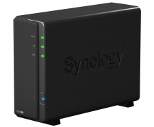 Synology VS240HD Surveillance Station Live View Companion Image
