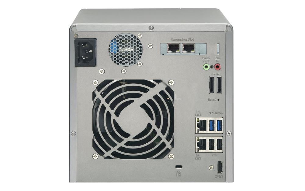 QNAP TS-470 4-bay high performance NAS for SMB