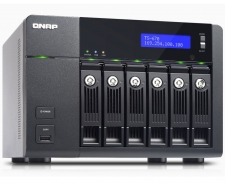 QNAP TS-670  6-bay high performance NAS for SMB Image