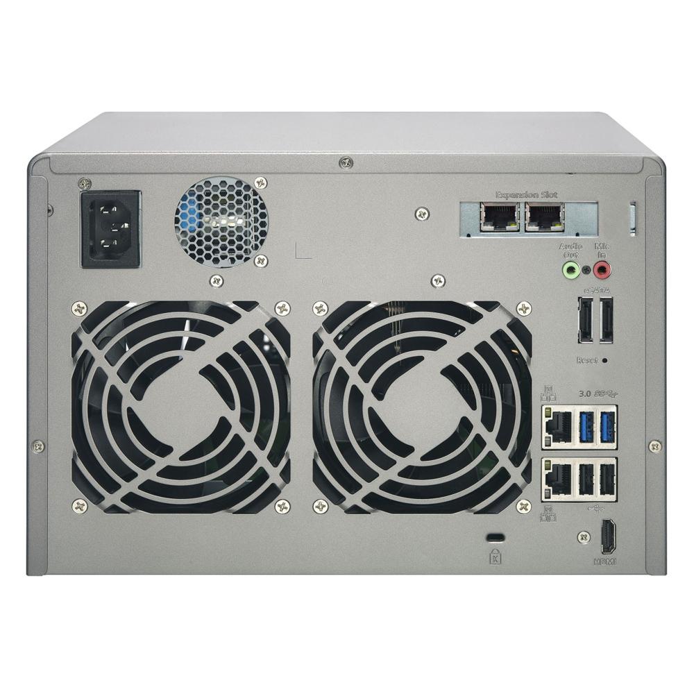 QNAP TS-670 Pro 6-Bay Home & SOHO NAS for Personal