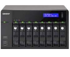 QNAP TS-870 Pro  8-bay home & SOHO NAS for personal cloud