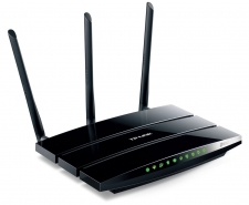 TP-Link N600 Wireless Dual Band Gigabit ADSL2+ Modem Router TD-W8980 Image