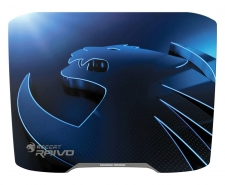 ROCCAT Raivo Gaming Mousepad  Lightning Blue 350 x 270 x 2mm
