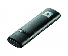 D-Link Wireless AC1200 Dual Band USB Adapter - DWA-182 (USB 3.0) Image