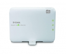 D-Link 3G/4G Wireless N150 Pocket Cloud Router with mydlink Cloud - DIR-506L