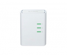 D-Link PowerLine AV+ Mini Network Adapter(500mbps) - DHP-308AV Image