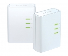 D-Link PowerLine AV+ Mini Network Starter Kit(500mbps) - DHP-309AV Image